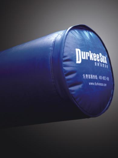 纖維布風管-藍色
