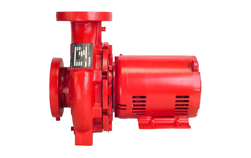 4280 motor mounted pump SideView