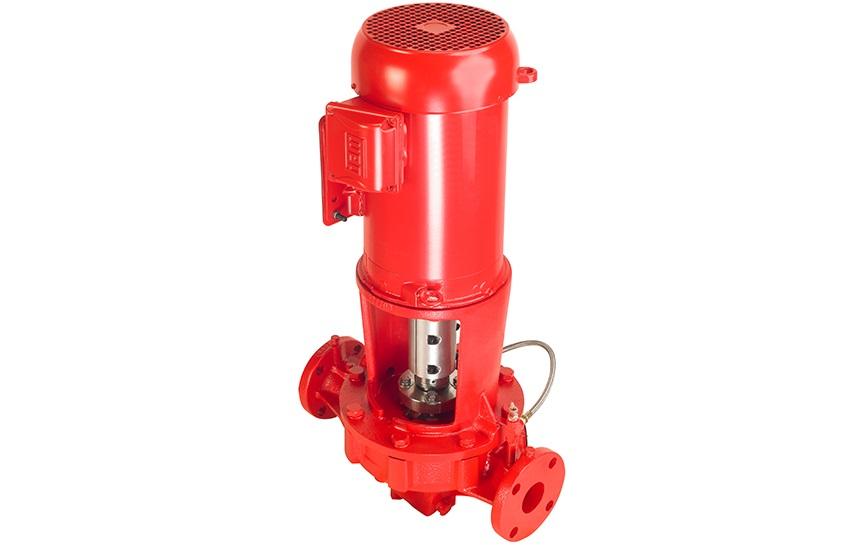 4300 Vertical InLine VIL pumps